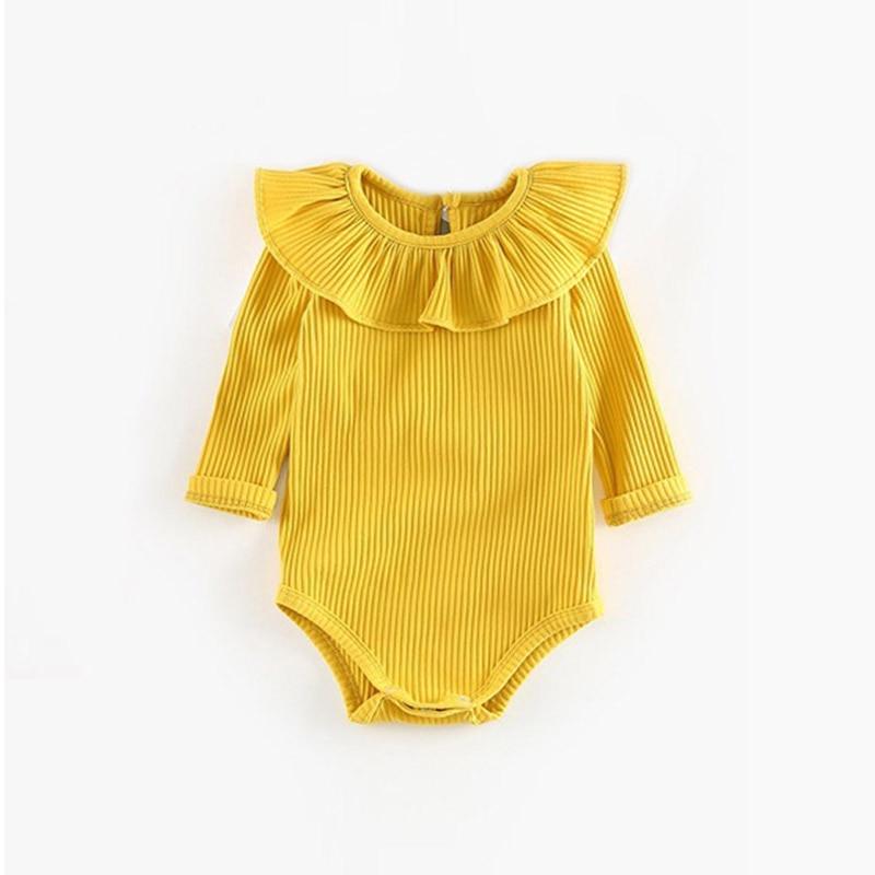 yellow girl romper