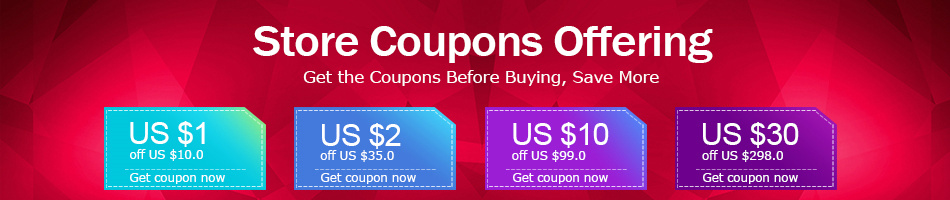 Store Coupons Offering