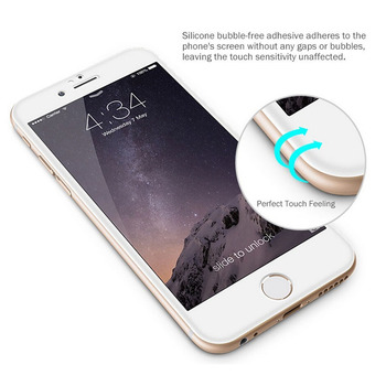 2.5D 9H Screen Protector Tempered Glass For iPhone 6 6S 5S 7 8 11 Pro 5 5C XR XS Max Toughened Glas For iPhone 7 6 6S Flim Glass 1