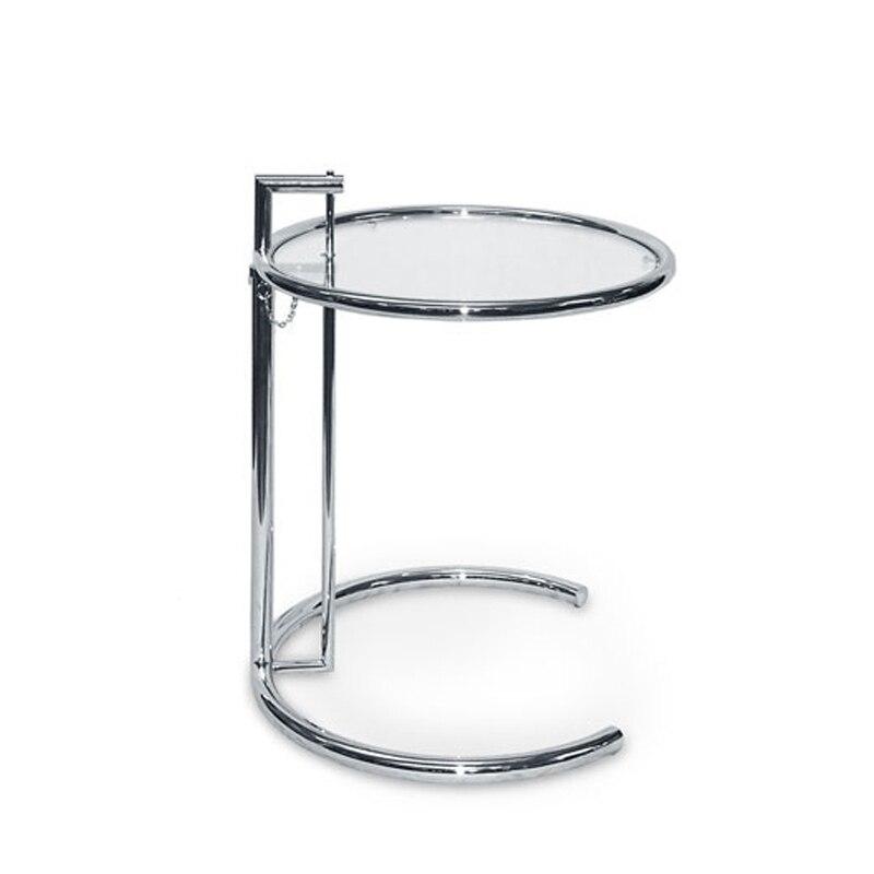 Special Creative Designer Modern Living Room Sofa Table Glass Round