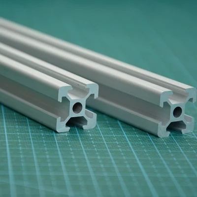 Aluminum extrusion for MendelMax 3Aluminum extrusion for MendelMax 3