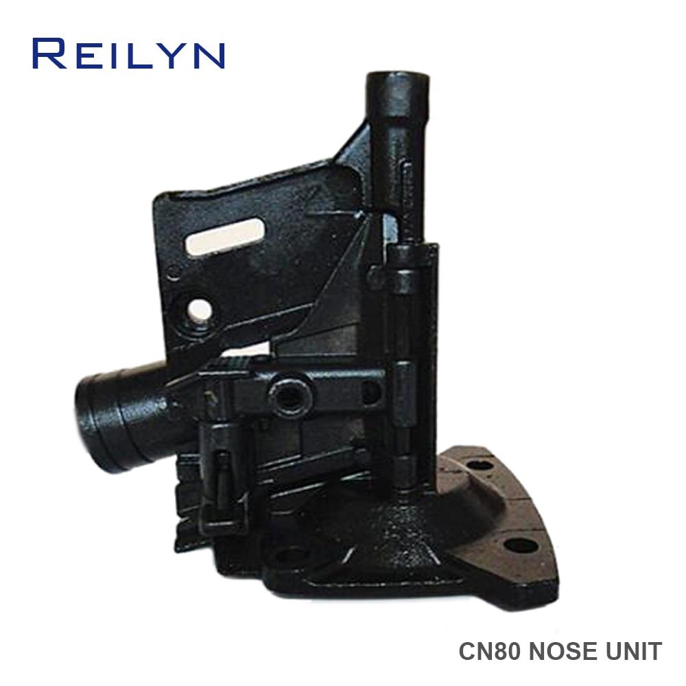 CN80 nose nuzzle part nuzzle unit set for Nail Gun CN80 accessory for Coil Nailer Max