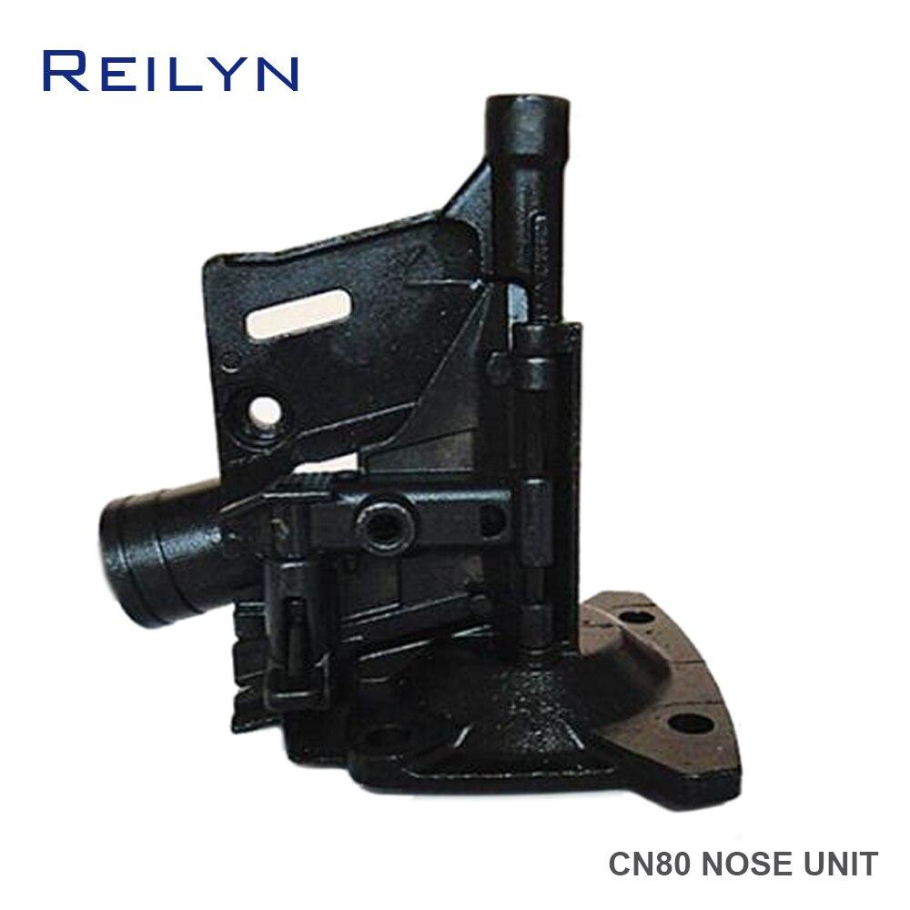 CN80 nez nuzzle partie nuzzle unité ensemble pour Nail Gun CN80 accessoire pour Cloueuse À Bobine Max, Bostitch, senco, CN80 PAL83