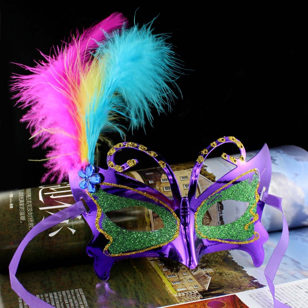 Popular Masquerade Mask for Anonymous Party-Buy Cheap Masquerade ...