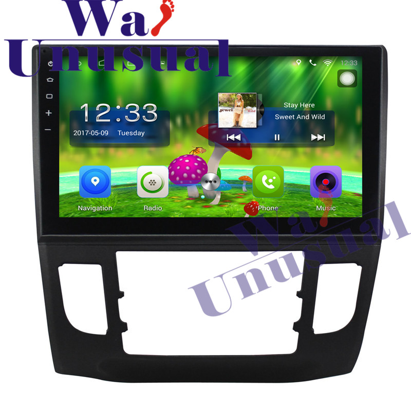 10.1 Inch Quad Core16G Android 6.0 Car Radio Player For Honda Crider 2016 GPS Navigation with ...