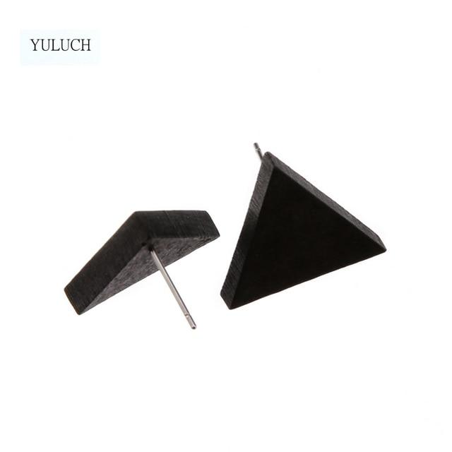 Новые серьги гвоздики yuluch 1 пара женские милые унисекс из