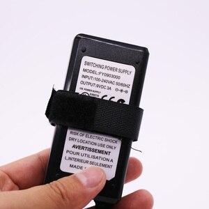 Image 4 - Ulanzi AC מתאם כוח מיתוג מטען DC מתאם עבור DV 160V Yongnuo YN300 אוויר III YN360 YN600L YN360s yn320 LED וידאו אור