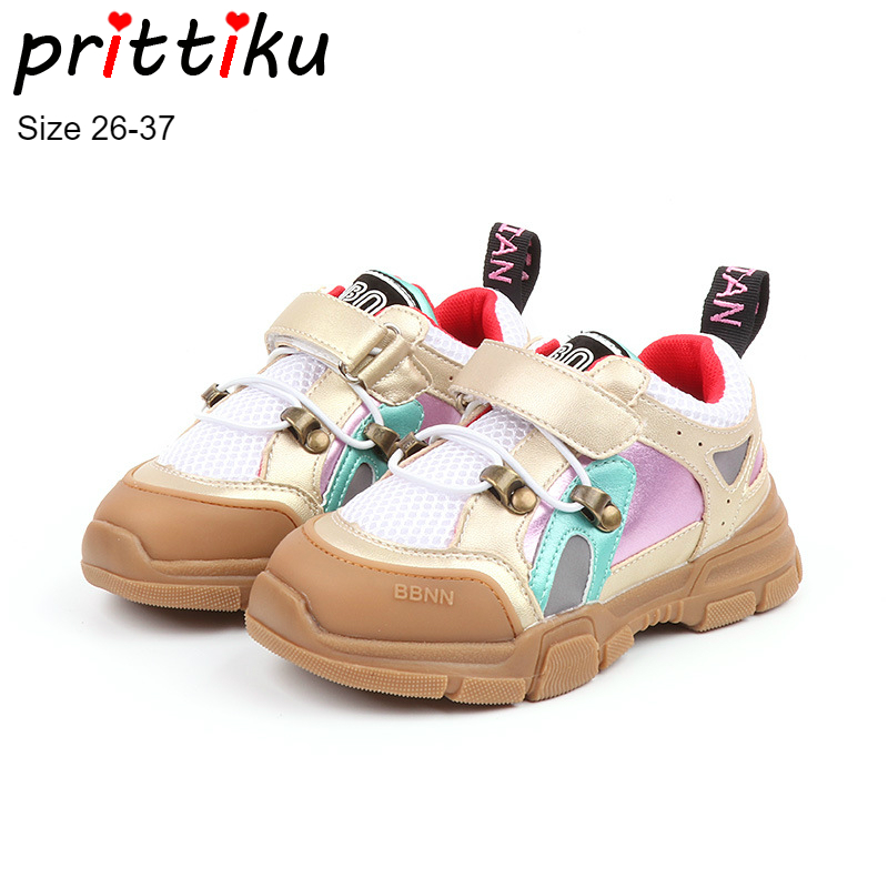 Autumn 2018 Boys Girls Outdoor Sports Hiking Sneakers Children Fashion Trainers School Brand Shoes Toddler/Little Kid/Big Kid oshkosh b gosh hava g athletic sandal toddler little kid
