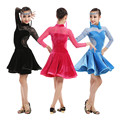 Latin dance dress ballroom dress latin niños