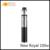 Jomotech poder enorme vaper cigarrillo electrónico vaporizador kits de fibra de carbono 3000 mah batería pluma vape bobina caja mod jomo-211