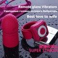 Melhor amor para com a esposa, 2015 Novo vibrador penis sleeve, Controle Remoto de Vibração Glande do pênis vibrador, produtos do sexo para homens pênis extensor peniano
