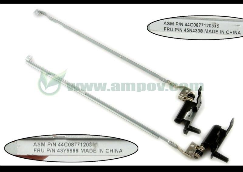 Ноутбук Петли шарниров для Lenovo SL400 серии-43Y9688 45N4338 44C0878 13n0-5ea0402 13n0-5ea0302 44c0878091121