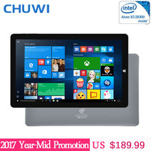 10,1 zoll original chuwi tablet pc hibook pro windows 10 android5.1 intel kirsche trail 4 gb 64 gb 2in1 docking port typ c ips