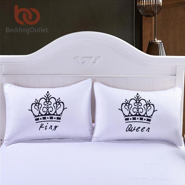 Decorative King Pillow Cases