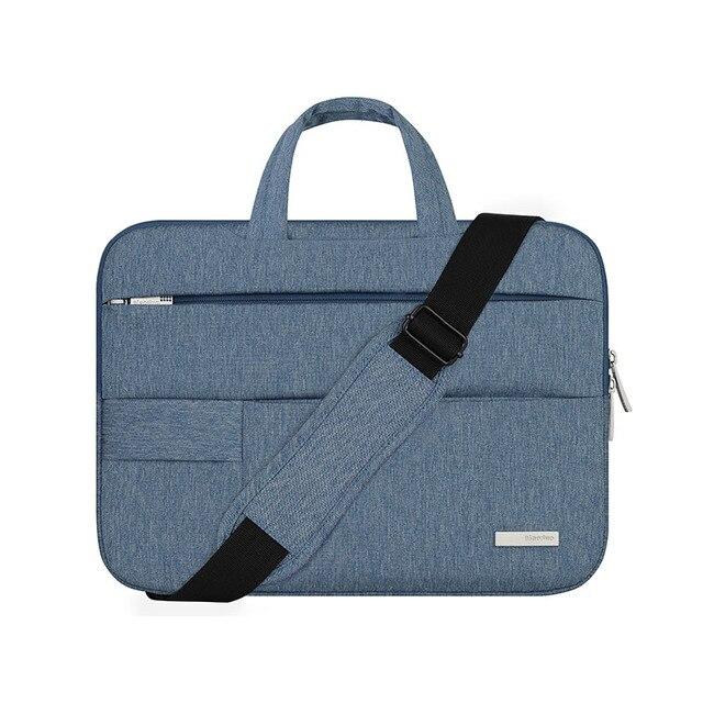 "Nuevo bolso de hombro de la tableta para Microsoft Surface book Pro 5 4 3 bolsa de mensajero mujeres hombres 12 ""13,5 bolsa para tableta de ordenador"