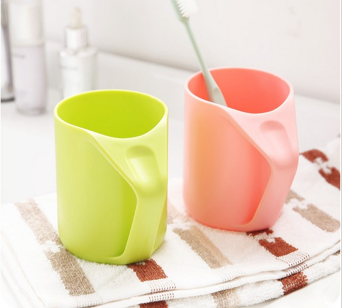 1PC Large Capacity New Bathroom Sets Tooth Brush Holder Cup Wash Gargle Suit Bathroom accessories LF 088