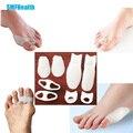 BunionCare 8 Peça Joanete Almofada Do Dedo Do Pé e ferramenta. eficaz como Joanete Corrector & Toe Espaçador para Joanete Dedão do pé e do Alfaiate D0149