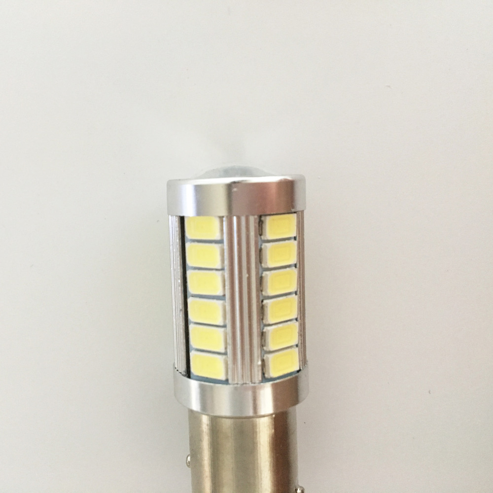 2pcs BA15S 33 SMD 5630 1157 Λάμπες φρένων υψηλής - Φώτα αυτοκινήτων - Φωτογραφία 2