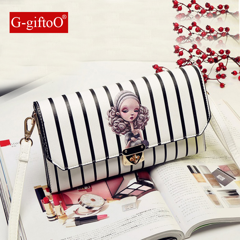 c743c7ffa4fc Модные женские туфли Сумки мультфильм печати Композитный сумка тисненая  кожа сумка