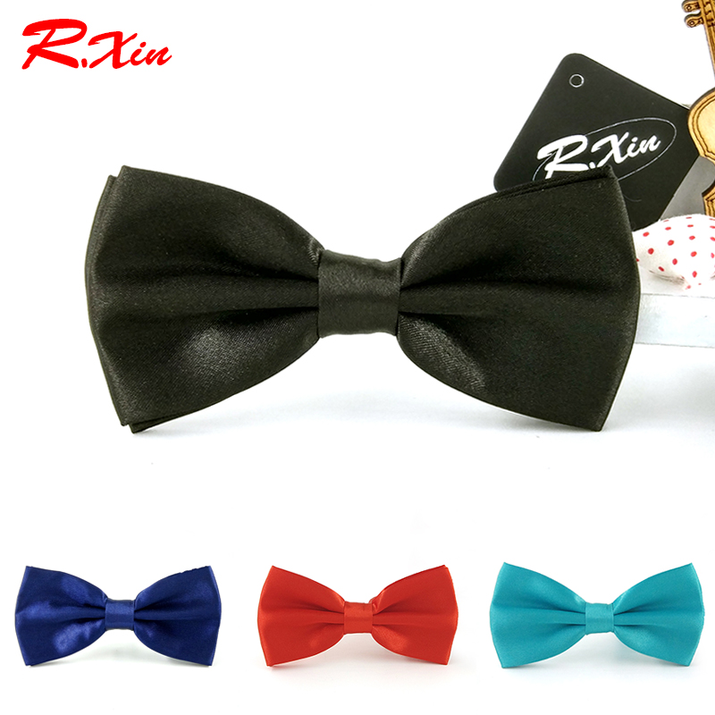 New 2016 Formal Solid Color Adults bow tie male party wedding mens bow ties butterfly cravat bowtie butterflies Ties for men