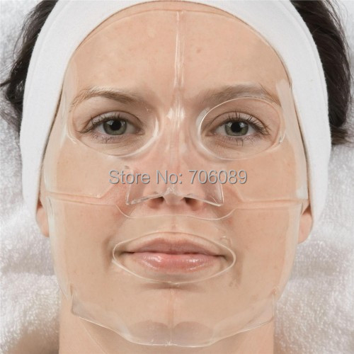 5Pcs Ice Lift Hydrating Collagen Mask with Controlled Release
