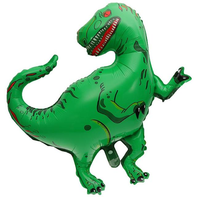 Giant Dinosaur Foil Balloons Party Decorative Inflatable Air Walkers Balloons Photo Prop KidsToy For Kids Birthday Party Decor