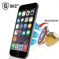 Gkz uf-x magnética ímã do carro titular do telefone do carro titular do telefone móvel universal de montagem suporte magnético para iphone ipad telefone inteligente