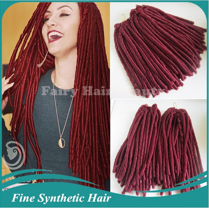 2016 new products top quality 15in folded synthetic dread hair 2016 new products top quality 15in folded synthetic dread hair extensions kinky twist dreadlocks free shipping on aliexpress alibaba group pmusecretfo Gallery