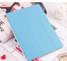 Ultra Thin Three Folding Magnetic Smart Cover Protective Case for iPad Air iPad5 ET00068