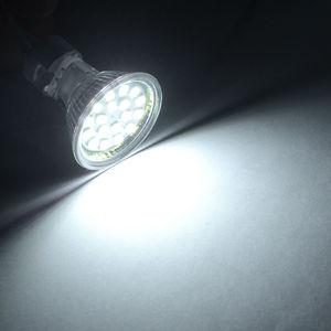 Image 4 - MR11 מנורת הנורה DC 12 V 24 V 2 W 3 W 2835 SMD Led זרקור אורות להחליף 15 W 20 W הלוגן זרקור חם/Nautral/קר לבן