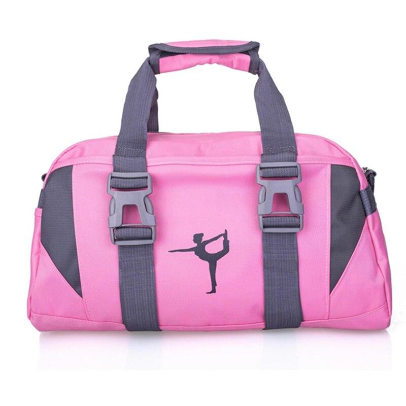 4 Color Multifunction Yoga Bag Gym Mat Bag Yoga Backpack Waterproof Yoga Pilates Mat Fitness Bag Yoga Fitness Bag Gym Pack Women