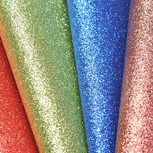 Online Shop 100x130cm Glitter Rainbow Pu Faux Leather Fabric Furniture  Upholstery 03d63c14e775