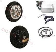 """8 """"450W elektrická koloběžka 24V bubnová brzda, motor elektrického náboje, elektromotor pro skútr"""