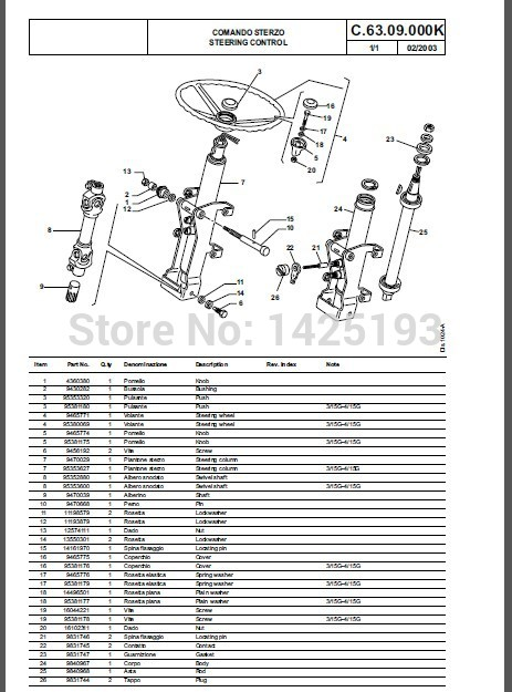 Clark ForkLift 'Old Style' Parts Manuals 2012in Software