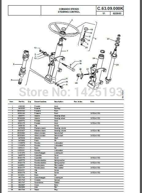 Clark Forklift  U0026 39 Old Style U0026 39  Parts Manuals 2012