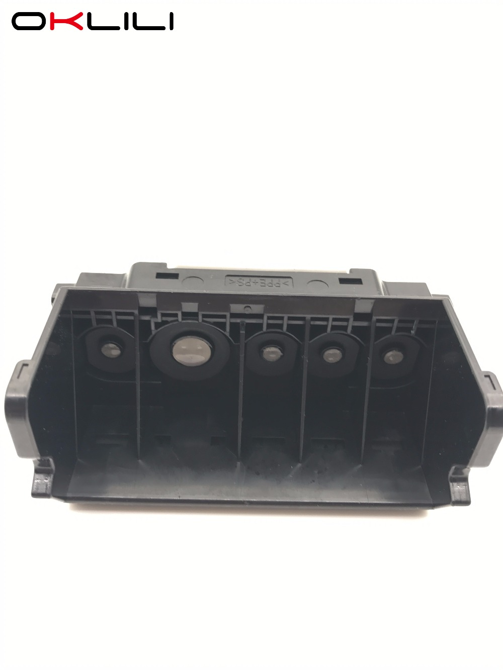 OKLILI QY6-0080 Printhead Print Head Printer for Canon iP4820 iP4850 iX6520 iX6550 MX715 MX885 MG5220 MG5250 MG5320 MG5350 original qy6 0080 print head for canon ip4820 ip4850 ix6520 ix6550 mx715 mx885 mg5220 mg5250 mg5320 mg5340 mg5350 printhead