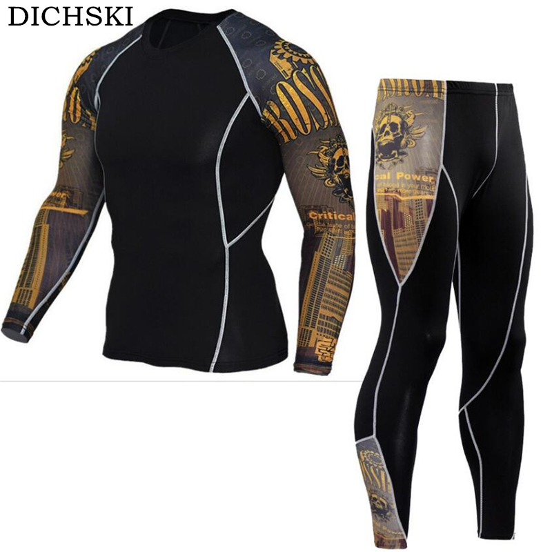 Men's Cycling Set Bicycle Mountain MTB Bike Cycling Clothing 2017 Spring and autumn Long Sleeves Slim Cycling Base Layer Sets mountain bike four perlin disc hubs 32 holes high quality lightweight flexible rotation bicycle hubs bzh002