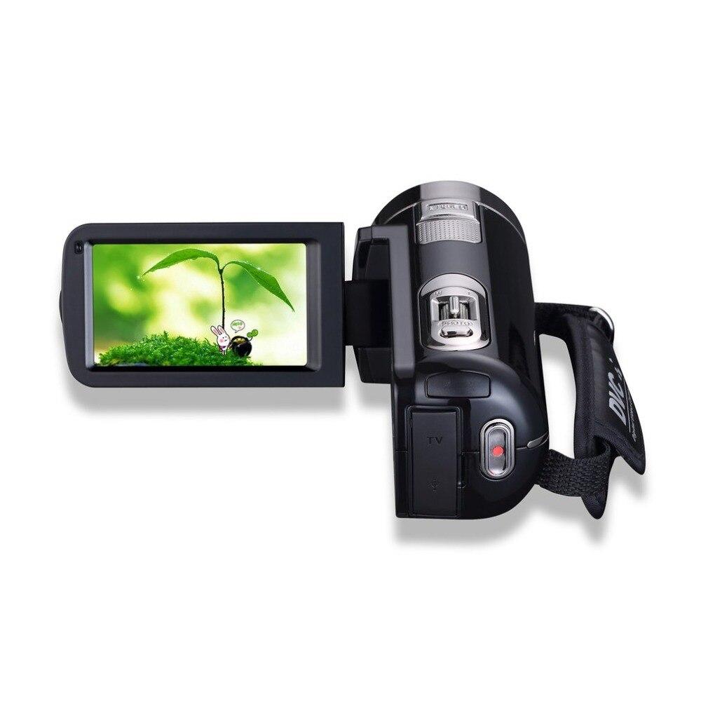 Portable 16X Digital Zoom 24mp Digital Video Camera Video Full HD 1080P Video CAM DV DVR 3 TFT LCD Display Night Shooting цена