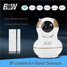 Onvif 720P Full HD Wireless IP font b Camera b font Wi Fi font b Door