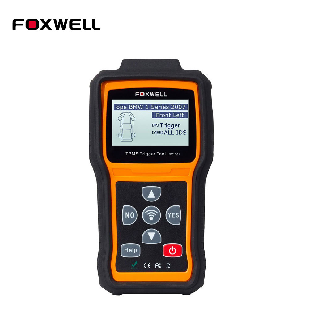 Foxwell NT1001 TPMS Tool Auto Scanner Diagnostic Tools Car Scanners Automotive TPMS Service