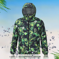 Ultra Waterproof Casual Jackets For Men 2017 New Fashion Brand Army Military Hooded Jacket Coats Men Camouflage Jackets For Male