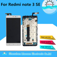 LCD Screen Display Touch Digitizer With Frame For Xiaomi Redmi Note 3 International Pro SE Special