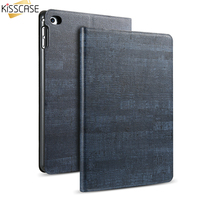 FLOVEME Smart Sleep Tablet Protector For IPad Air 1 2 Fashion Casual Leather Ultra Slim Flip
