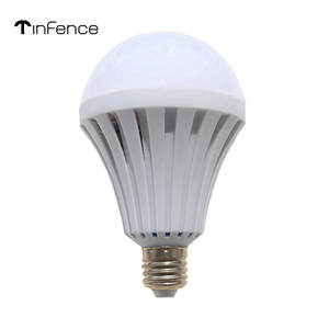 Emergency-Light-Bulb Rechargeable Thermal-Design New LED 15W Lm 1600 Energy-Saving Patented