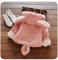 Baby jas Winter Baby Meisjes Kleding pasgeboren warm snowsuit bovenkleding bebe hoodie bont dikke peuter kinderen jongens Sneeuw Jas 4
