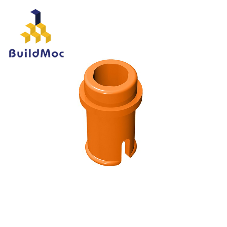 BuildMOC Compatible Assembles Particles 4274 1/2 For Building Blocks Parts DIY LOGO Educational Tech Parts Toys
