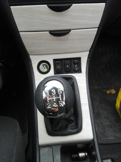 toyota knob leather