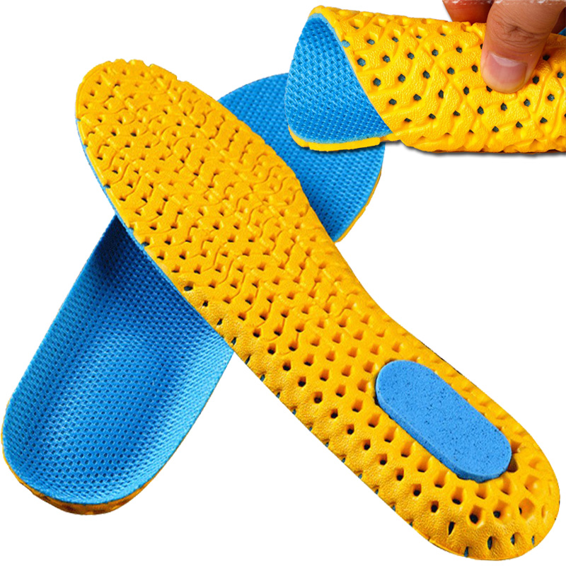 Sport Insoles For Feet Men Women Shoe Insole Cushion Thick Cushion Shock Absorbing Insoles AVBXCV
