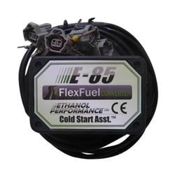 E85 conversie kit 4cyl met Koude Start Asst hoge kwaliteit e85 brandstof conversion kit DHL EMS gratis prijs van Asmile