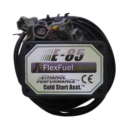 E85 conversion kit 4cyl with Cold Start Asst high quality e85 fuel conversion kit DHL EMS free price from Asmile